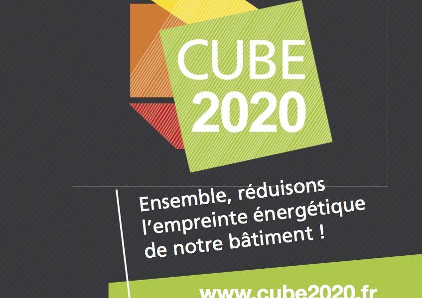 Dalkia IDF embarque pour le challenge Cube 2020 au profit d'Explore !