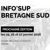 Info Sup Bretagne Sud