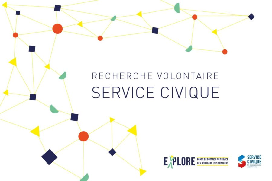 Mission de service civique à pourvoir : rejoignez Explore !