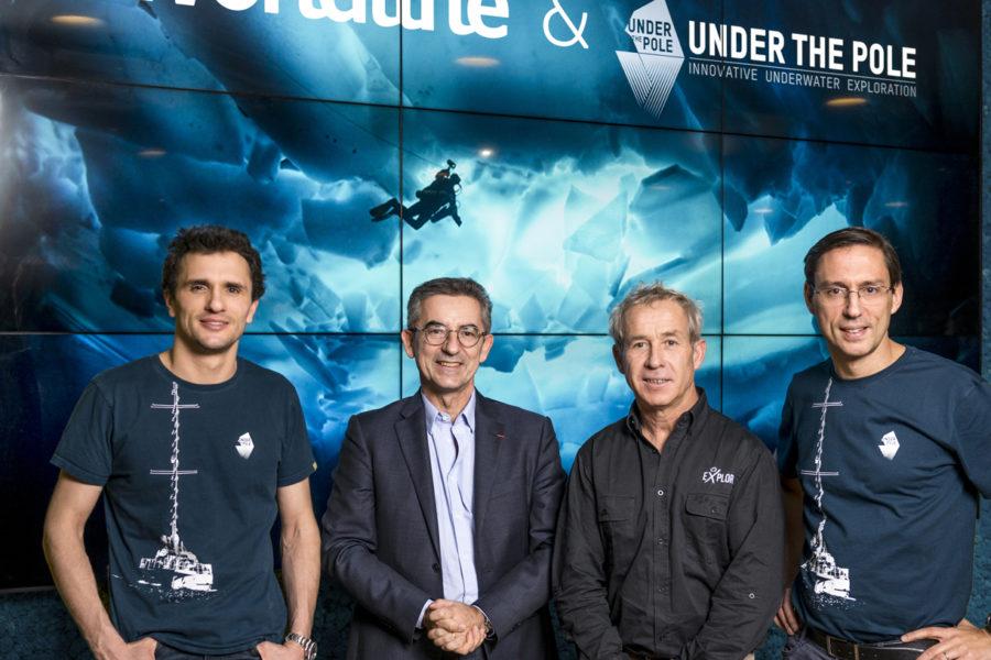 Worldline apporte son soutien aux nouveaux explorateurs