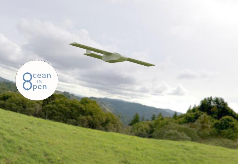 «Wilbur», les drôles de drones d'Ocean is Open