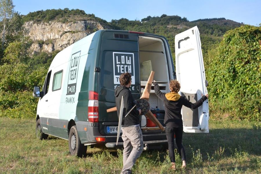 Le Low-Tech Lab a bouclé son tour de France
