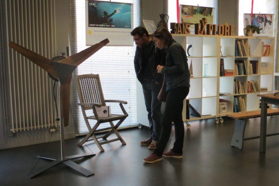 Afterwork des Explorateurs – Exposition «En quête d'un habitat durable»
