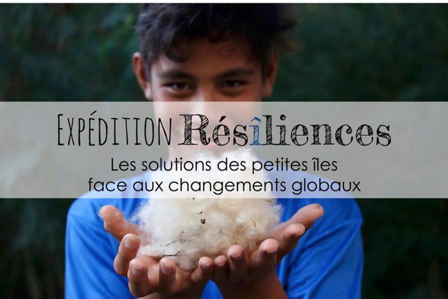 Expédition Résîliences : Fanny et Adrien de retour en France