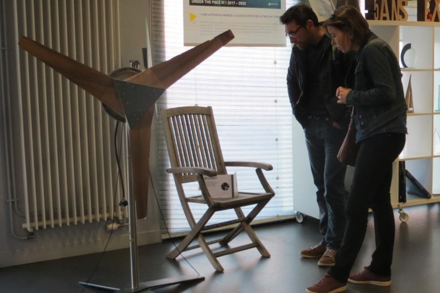 Une exposition signée Low-tech Lab pour diffuser l'innovation frugale