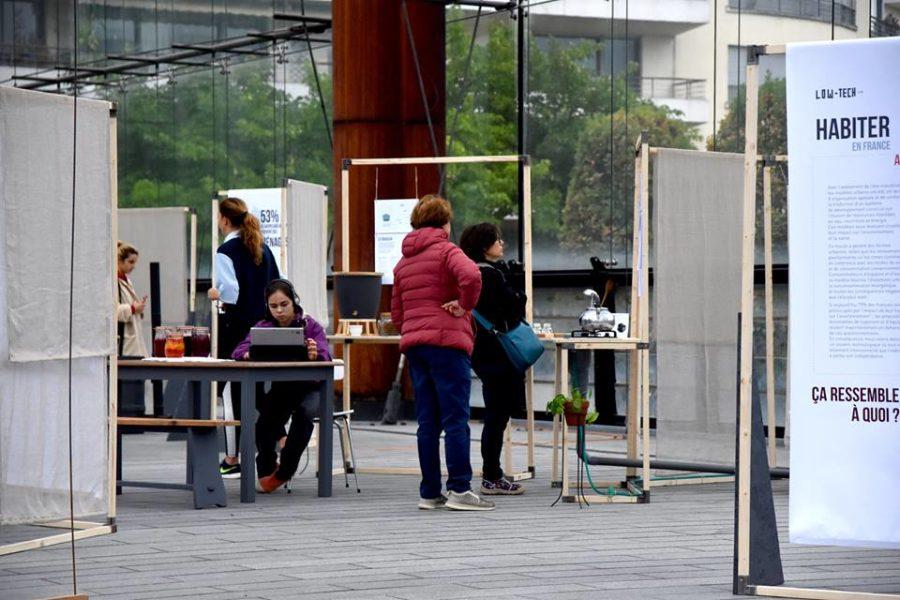 Une franche réussite pour l'exposition du Low-tech Lab et le colloque participatif