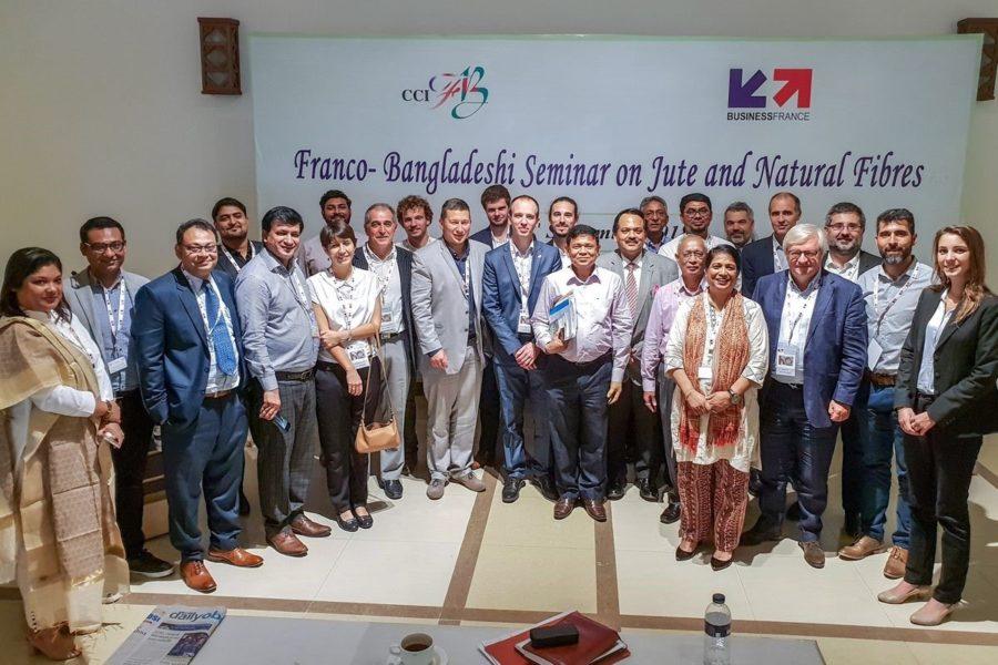 Nouvelle mission en Inde et au Bangladesh pour l'équipe du Jute Lab