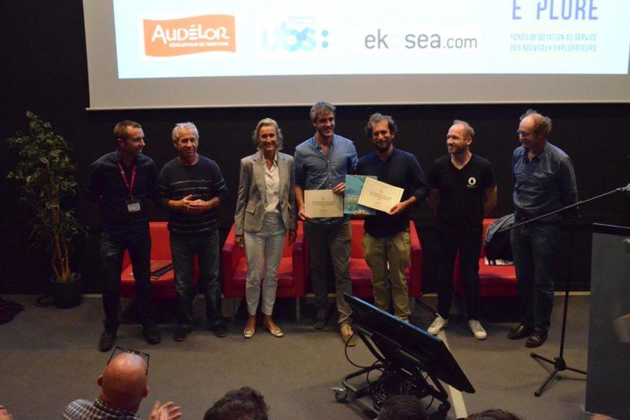 Festival les Aventuriers de la Mer – Prix des initiatives maritimes