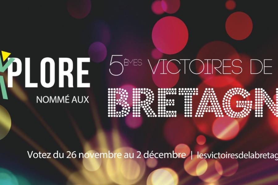 5èmes Victoires de la Bretagne