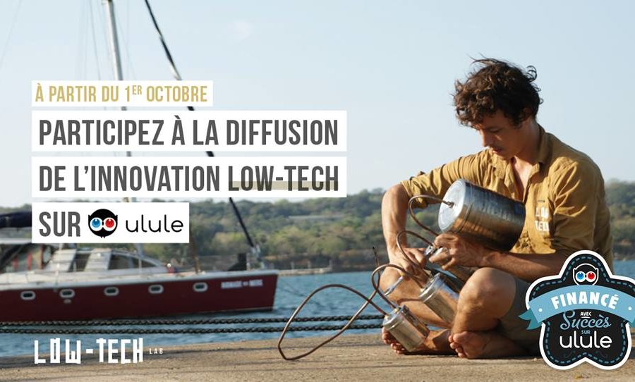 Low-tech Lab-Nomade des Mers : une fin en beauté pour la campagne de crowdfunding
