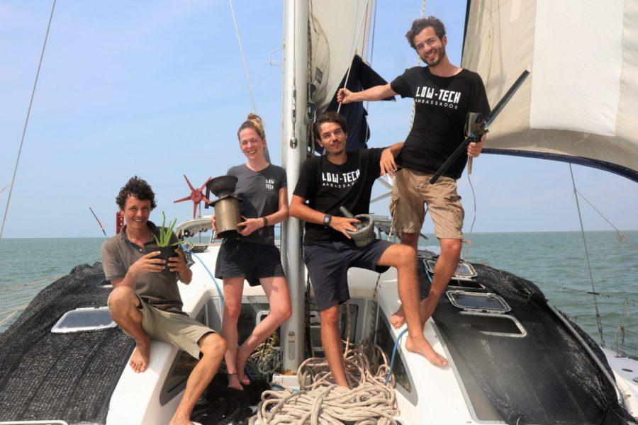 C'est parti pour la troisième phase de l'expédition Nomade des Mers