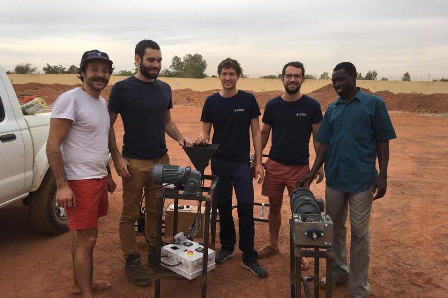 Un séjour inspirant au Burkina Faso pour Plastic Odyssey