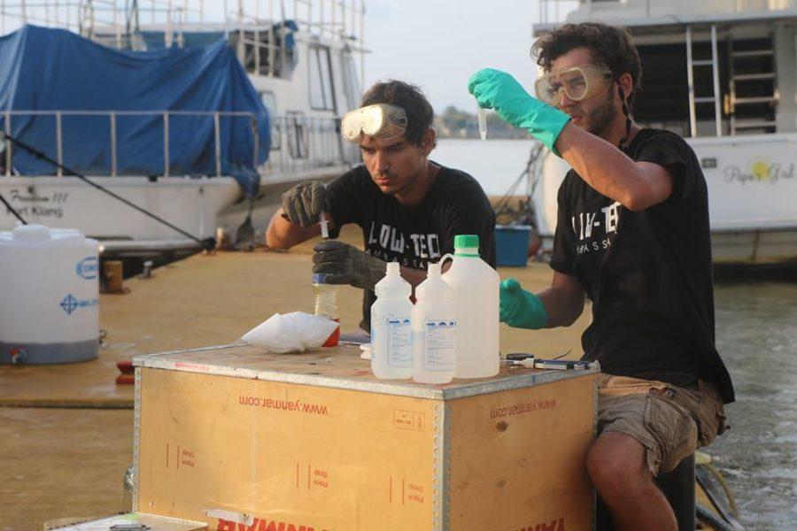 Low-tech Lab – Nomade des Mers : l'équipe présente les premières low-tech de la phase 3
