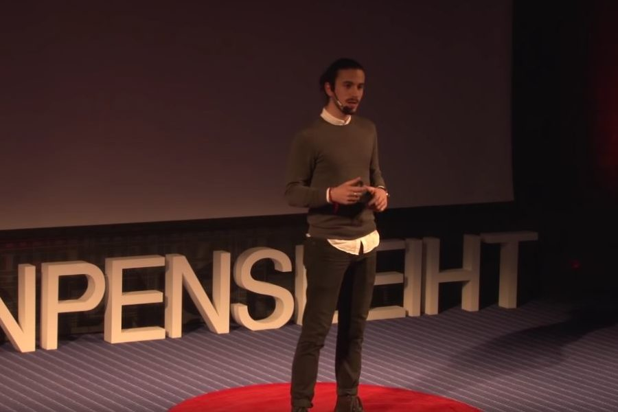 [En bref] «Récupération & Low-Tech», Quentin Mateus au TedX InpENSEEIHT