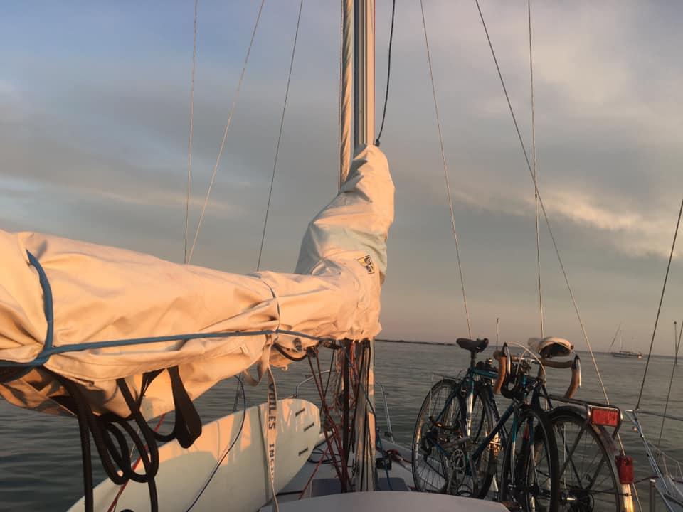 Départ en voilier de l'expédition AgrinOvent