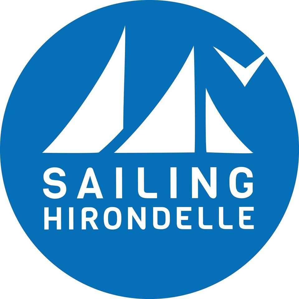 Sailing Hirondelle Coup de pouce Explore Logo