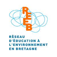 REEB - Réseau Education à l'environnement Bretagne - Logo