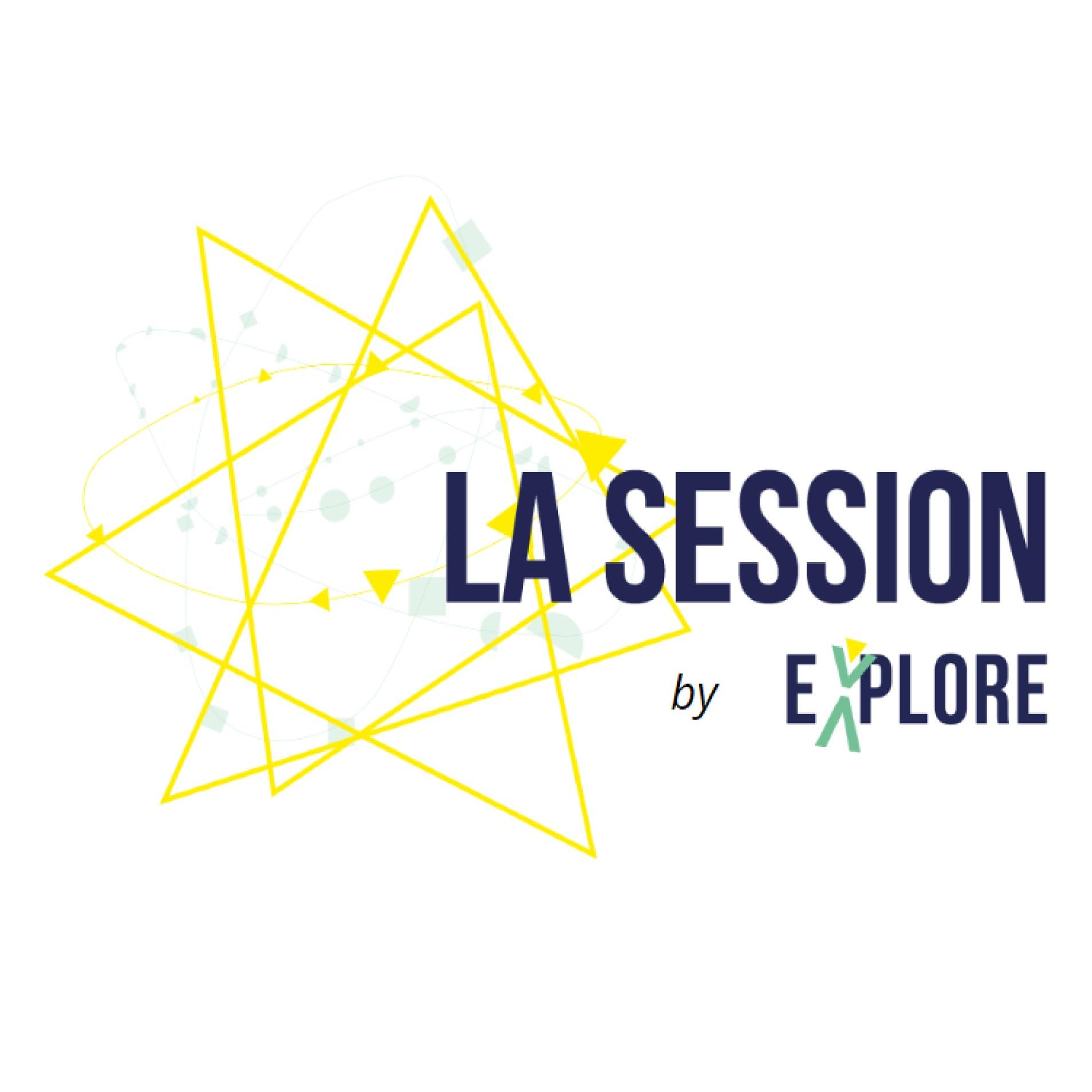 Logo La Session Explore - Coup de Pouce