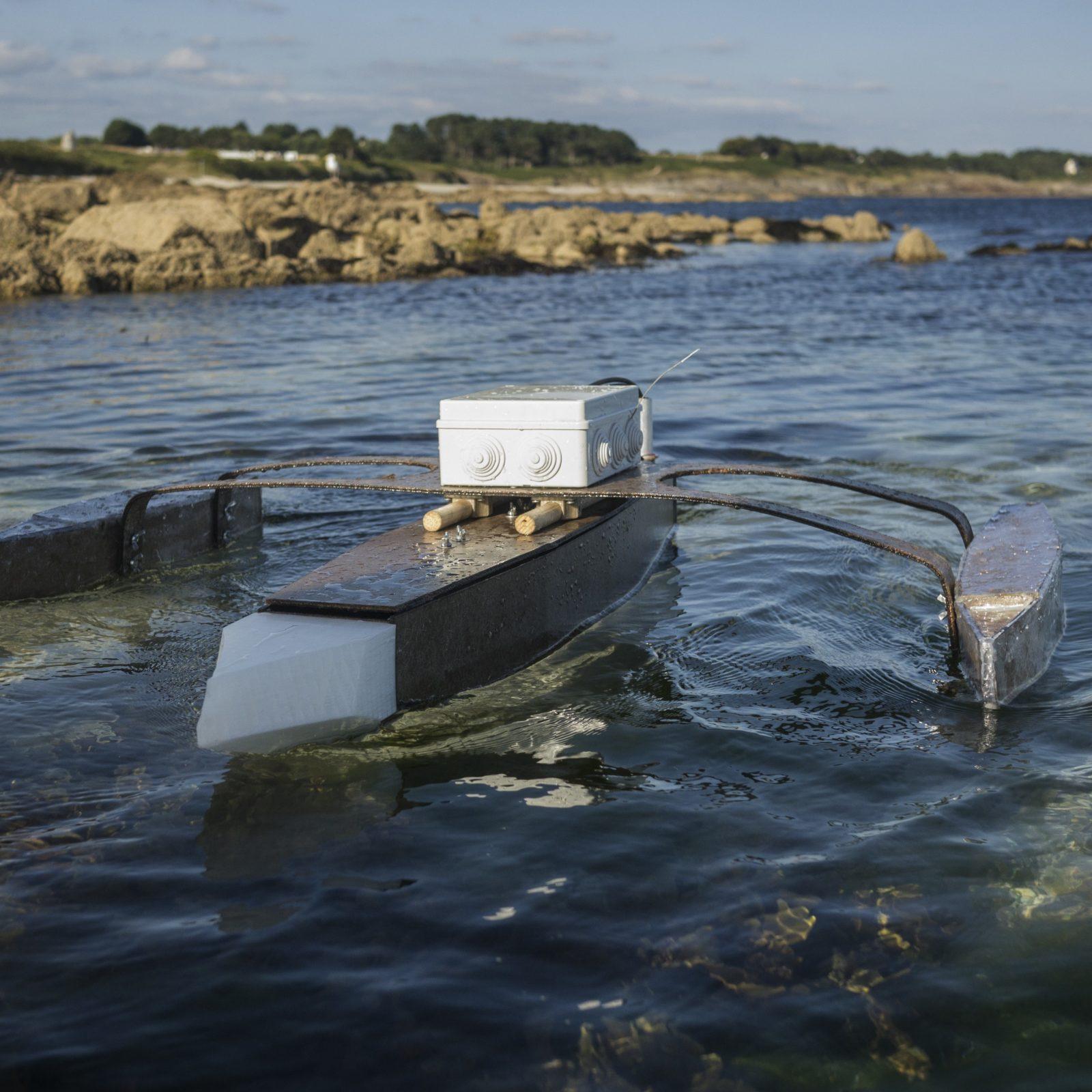 Drone Ocean is open - carré