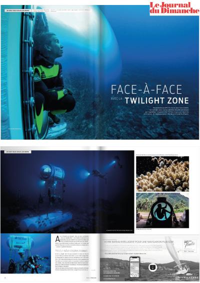 Face à face avec la Twilight Zone