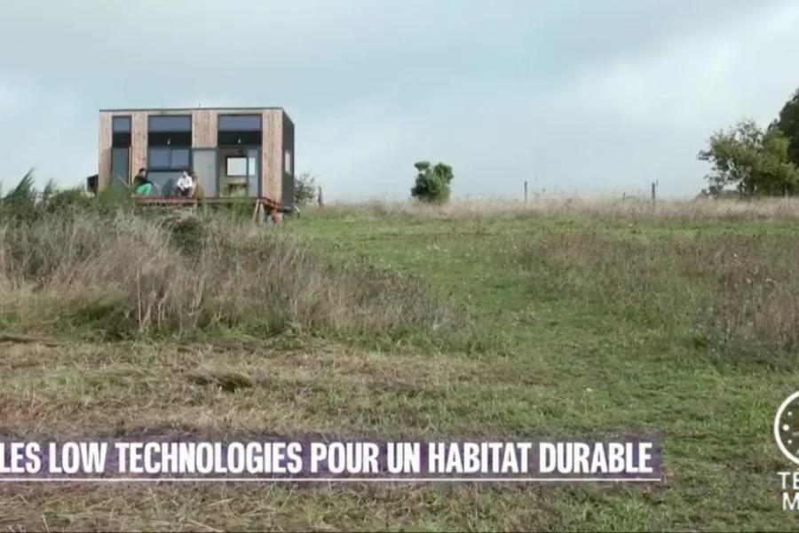 Télématin – Les low-tech pour un habitat durable