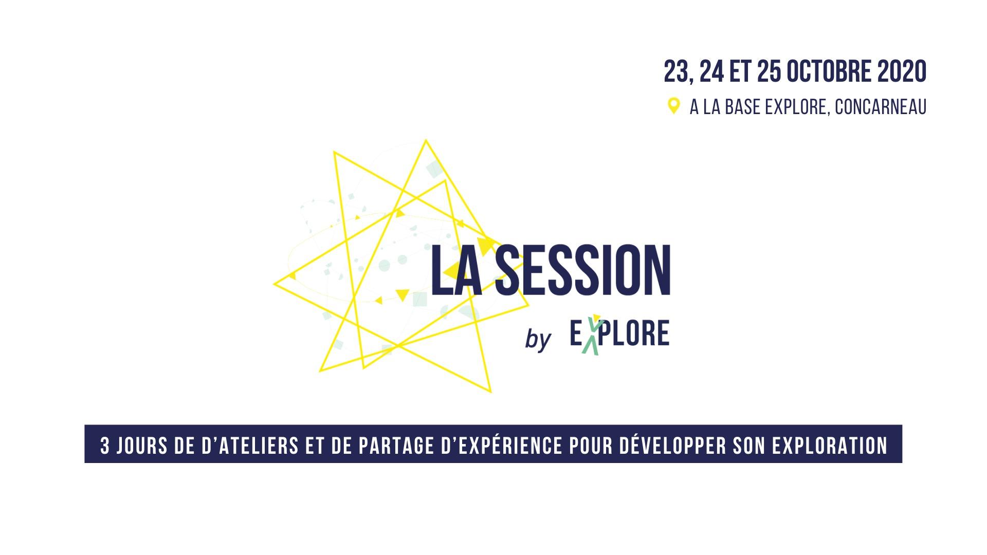 la session by explore