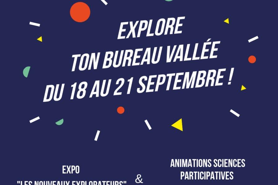 Explore ton Bureau Vallée