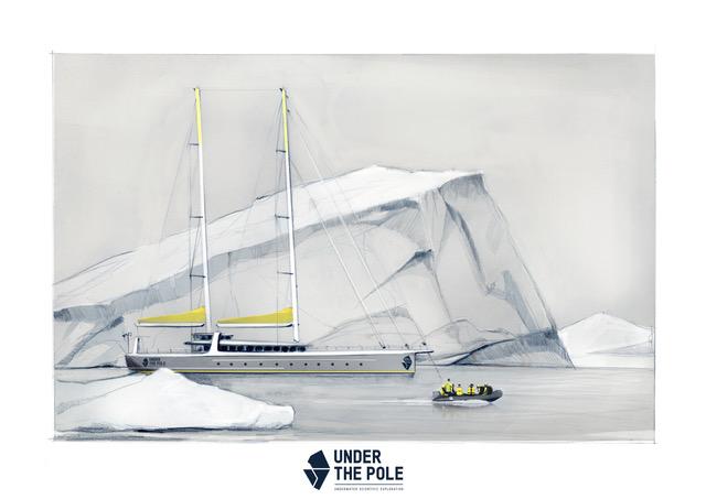 Under The Pole annonce le lancement de son quatrième programme d'expédition !