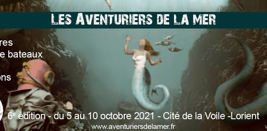 Festival Les Aventuriers de la Mer – 6ème édition